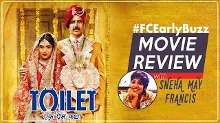 Toilet Ek Prem Katha | FC Early Buzz | Sneha May Francis