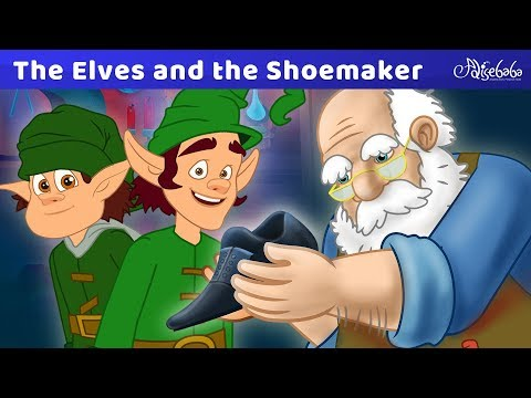 The Shoemaker and the Elves | Fairy Tales and Bedtime stories for kids | Kids Stories