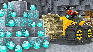 5 FASTEST Ways to Mine DIAMONDS in Minecraft!