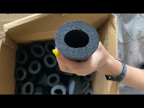 Изоляция  из вспененного каучука  youtube