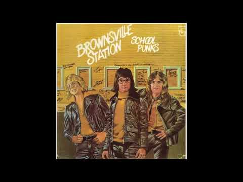 BROWNSVILLE STATION · I´m The Leader Of The Gang