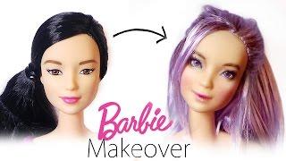 Lihat Tampilan Makeover Boneka Barbie Yang Mengejutkan Ini