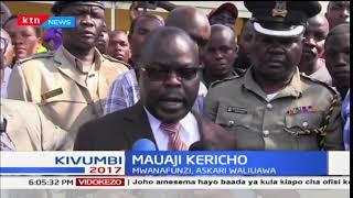 Biwi la simanzi shule ya upili ya Kaptebeswet huku mlinzi na mwanafunzi kuuawa: Jukwaa la KTN