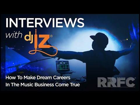 DJ IZ: How To Make Dream Careers in the Music Business Come True