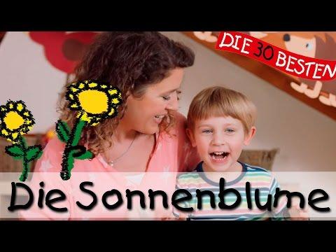 Die Sonnenblume - Singen, Tanzen und Bewegen || Kinderlieder