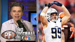 Chargers may finally have pieces to put together deep playoff run | Pro Football Talk | NBC Sports