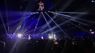 4K Backstreet Boys   Don't Go Breaking My Heart + Larger Than Life + Fine Concerto(Milano Tour 2019)