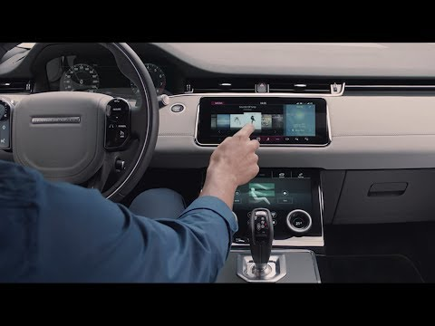 New Range Rover Evoque – Technology