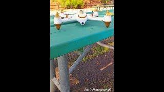 Hubsan x4 H501S 104th Flight 8-8-19 (SD Card)