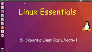 19.LinuxдляНачинающих-СкриптыLinuxBash,Часть-1