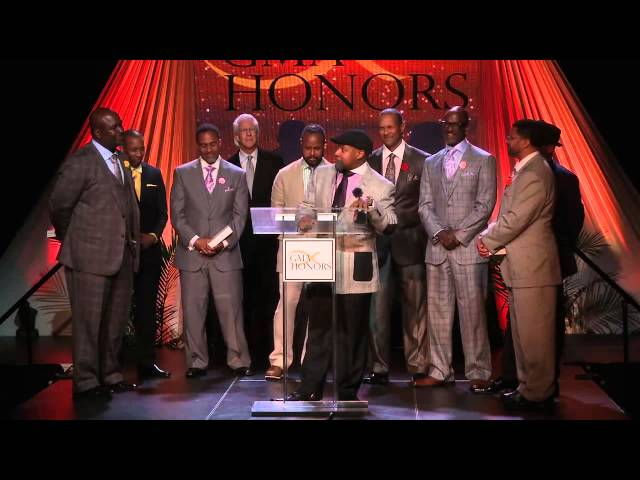 Take 6 Gospel Music Association Hall of Fame Induction 2014