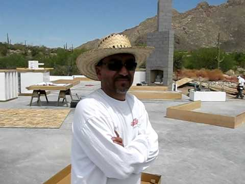 Fox Blocks HV Clips Contactor discusses speed of Clip using Insulated Concrete Forms Tucson