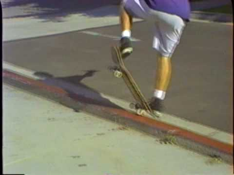 Rothmeyer curb trick