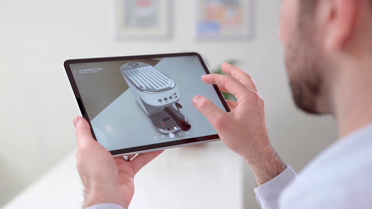 Breville AR - Try our new Augmented Reality app