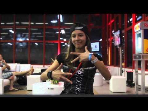 Entrevista Jessica Florêncio -  X Games