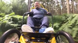 Boma 7 Off Road Wheelchair movie trailer from Magic Mobility Ltd