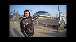 Video Backfliping dog (BFD) Deutschland Tour 2014