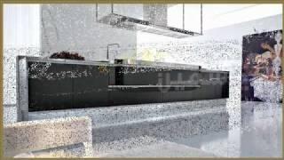 ديكور مطابخ 2011 بساطة و اناقة
