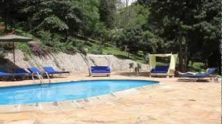 preview picture of video 'Karama Lodge and Spa in Arusha Tanzania Africa'
