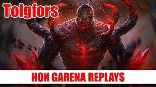 HoN Garena Replays | Adrenaline - Tolgfors | Legendary Rank [NM]