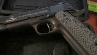 New Rock Island Armory .45 Cal. 1911 Pistol