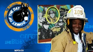 Florida Firefighter Sues Fire Dept After Mural Depicting Her With A White Face