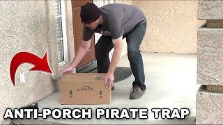 Package Thief Vs INDELIBLE UV Powder Trap (diabolical)