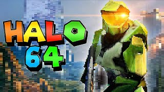 Halo Infinite - Nintendo 64 Trailer