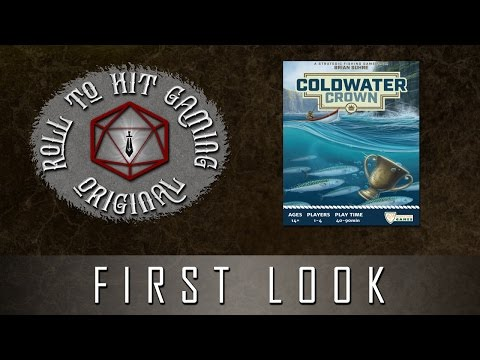 Roll to Hit First Look:  Coldwater Crown