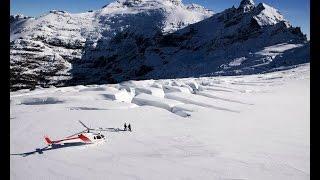 preview picture of video 'Franz Josef Glacier Heli-Hike'