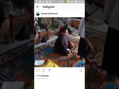 Video Telinga Bernanah Di Jamin Sembuh dgn Pantek Tenaga Dalam 082319797934 Bisa Tatap Muka dan Jarak Jauh