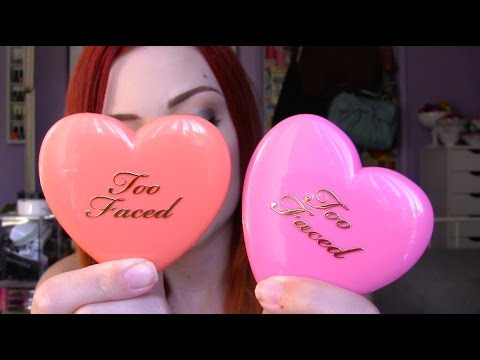 Too Faced Love Flush Blush | Review + Swatches + Demo