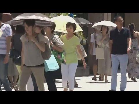 Ιαπωνία: Πρόωρο κύμα καύσωνα