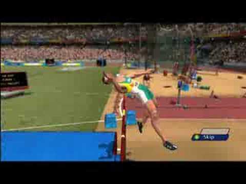 Видео № 0 из игры Beijing Olympics 2008 [PS3]