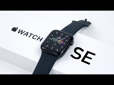 Apple Watch SE Review - Wie gut ist die günstigere Apple Watch?