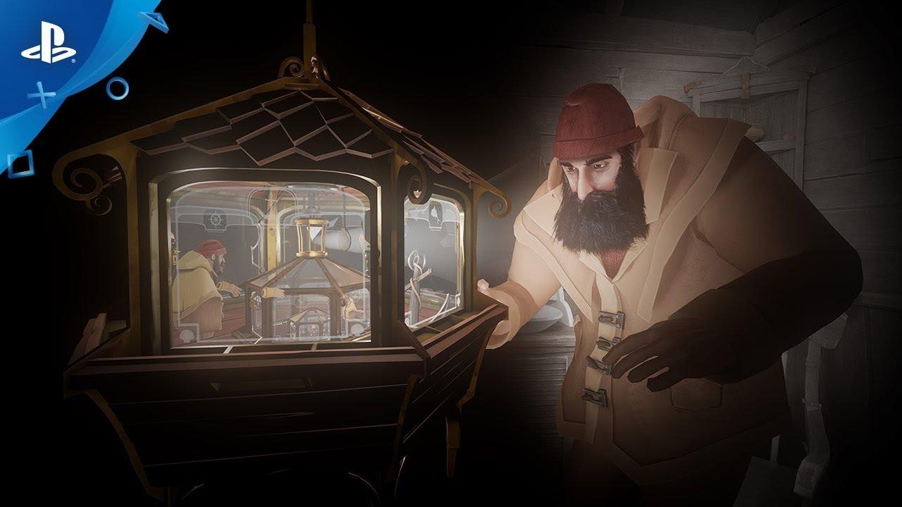 A Fisherman's Tale, Jogo de Puzzles para PS VR, Chega em Janeiro de 2019