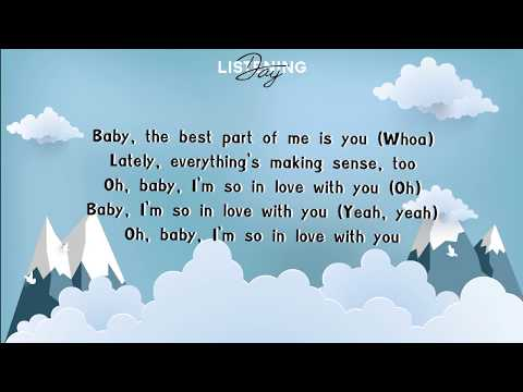 [LYRICS] Best Part Of Me - Ed Sheeran Ft. Yebba - Listening Day