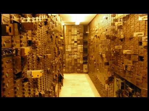 What's Really Going On? Gold, Silver COMEX Vault in NY Sold By Scotia As It Slow Motions Exits