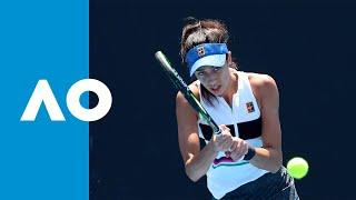 Iga Swiatek V Ana Bogdan Match Highlights (1R) | Australian Open 2019