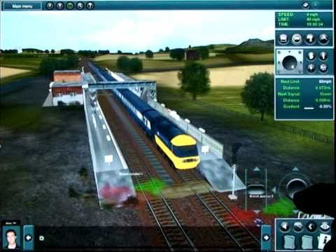 Vídeo do Trainz Simulator