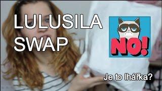 LULUSILA SWAP - NÁZOR NA NÍ! Jane Laur