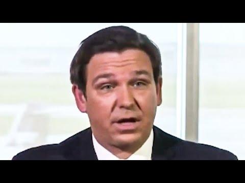 Ron DeSantis Throws Rick Scott and Entire Florida GOP Under The Bus