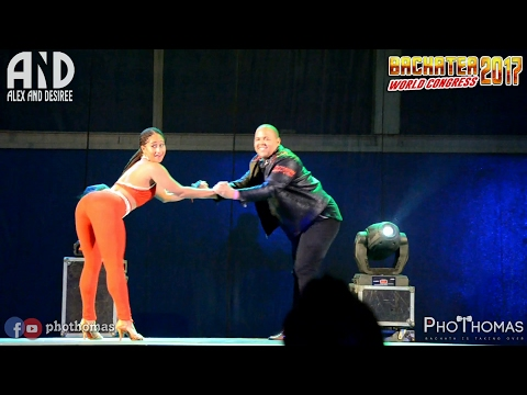 Alex Morel & Desiree VI Bachatea World Congress (Madrid-Spain)