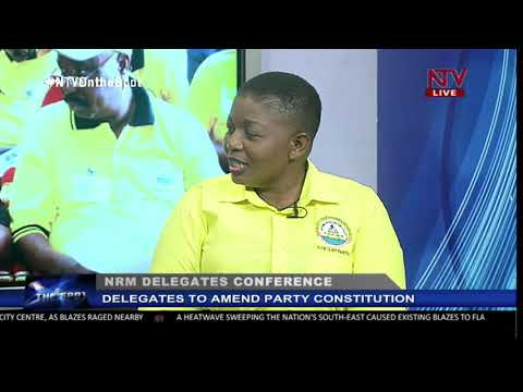 ON THE SPOT: A discussion on the 2020 NRM Delegates Conference (Justine Kasule Lumumba)