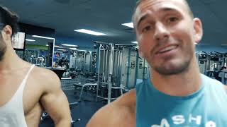 Arm Annihilation Session - Fasted Training