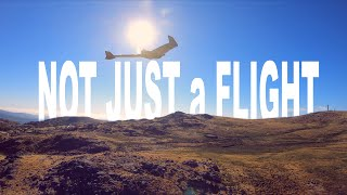 NOT JUST a FLIGHT - Fpv Wing Chase 4K