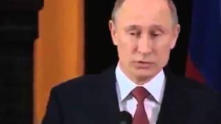 Смотреть онлайн Ответ Путина Венедиктову в Голландии