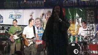 JAH MEEK & MARLENE JOHNSON  / REGGAE NA PIASKACH 2007