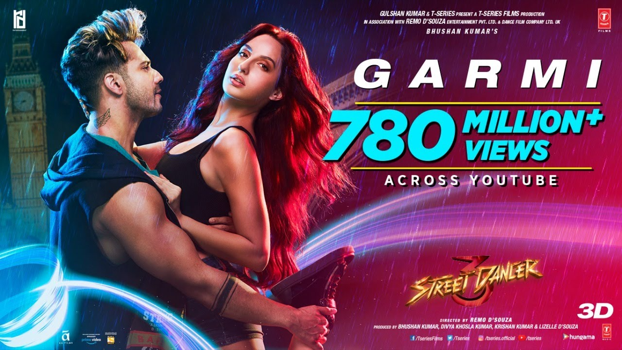 Garmi Song | Street Dancer 3D lyrics in english and tamil  Remo D - Badshah Lyrics