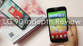 LG L90 Review - The almost ideal mid range Android Phone